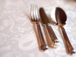 披露宴の食器